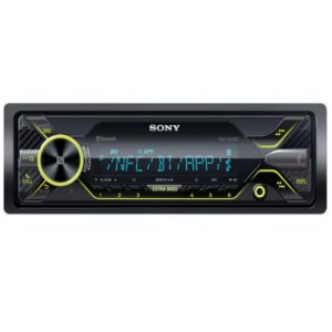 Sony DSX-A416BT 1-DIN USB Car Media Receiver with Bluetooth Technology