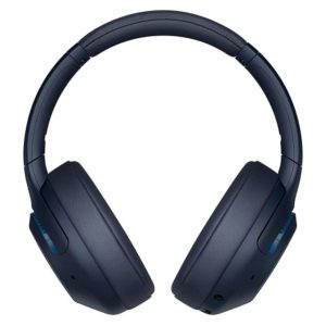 Sony WH-XB900N Wireless Bluetooth Headphones with Noise Cancelling (Blue)