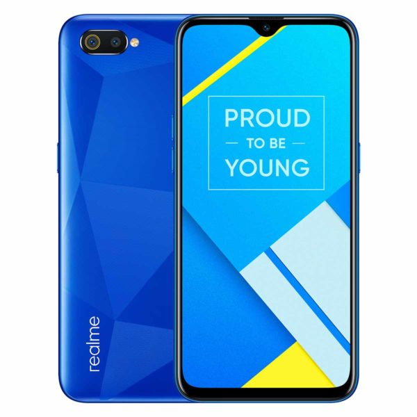 Realme C2 - Diamond Blue