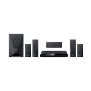 Sony DAV-DZ350 | DVD Home Theatre System with Bluetooth (Black, 5.1 Channel)