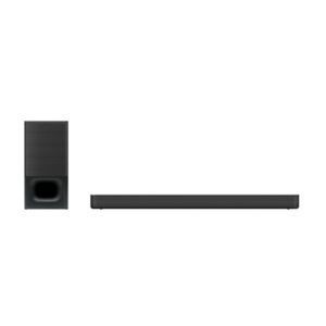 Sony HT-S350 Soundbar with powerful wireless subwoofer and Bluetooth technology (Black, 2.1 Channel)