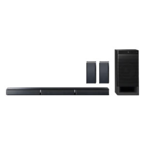 Sony HT-RT3 Home Cinema System with Bluetooth Soundbar  (Black, 5.1 Channel)