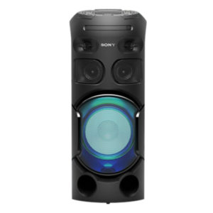 Sony V41D High Power Party Speaker with Bluetooth Technology (Black, 3.1 Channel)