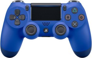 SONY Dualshock 4 | Wireless Controller Bluetooth Game pad for PS4 [BLUE]