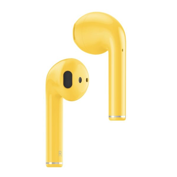 Realme Buds Air Bluetooth Headset With Mic Yellow Windzard