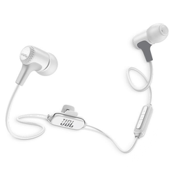 JBL E25BT Bluetooth Earphones (White)