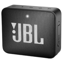 JBL GO 2 Portable Waterproof Bluetooth Speaker ( Black )