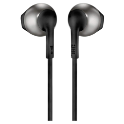 JBL Tune 205BT Bluetooth Earphones (Black)