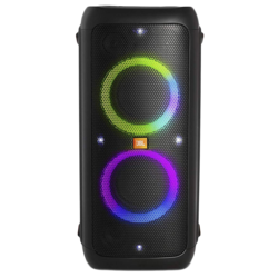 JBL PartyBox 200 Powerful Wireless Speaker with Vivid Light Effects – Black