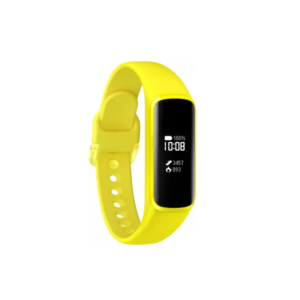 Samsung Galaxy Fit e (SM-R375) Fitness Band, Yellow