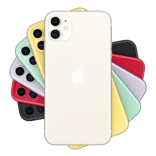 APPLE IPHONE 11 [WHITE]
