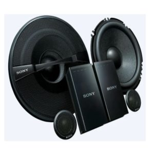SONY XS-GS1621C (6.3 Inches, 320 W) 2-Way Component Speakers