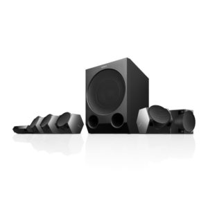 Sony HT-IV300 | Home Cinema System with Bluetooth Technology (Black, 5.1 Channel)