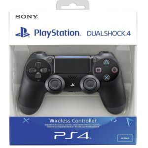 SONY Dualshock 4 | Wireless Controller Bluetooth Game pad for PS4 [BLACK]