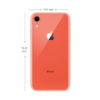 APPLE IPHONE XR [CORAL]