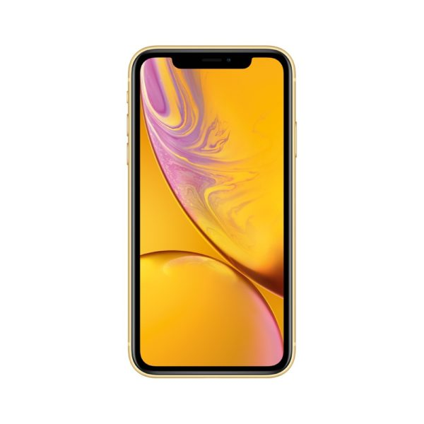 APPLE IPHONE XR [YELLOW]