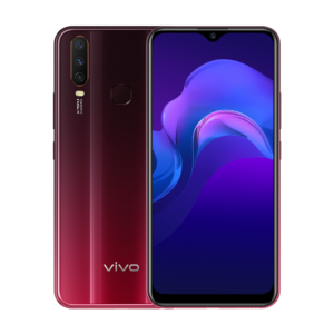 Vivo Y15 (Burgundy Red, 64 GB)...