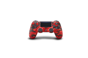 SONY Dualshock 4 | Wireless Controller Bluetooth Game pad for PS4 [RED CAMMO]
