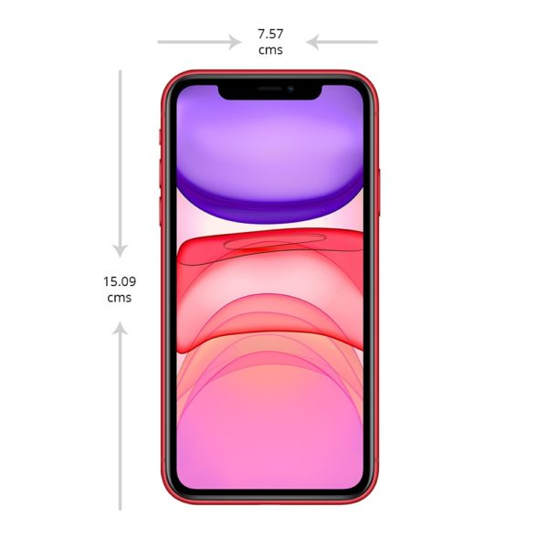 APPLE IPHONE 11 [RED]