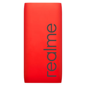 Realme 10000 mAh Power Bank ( Red )