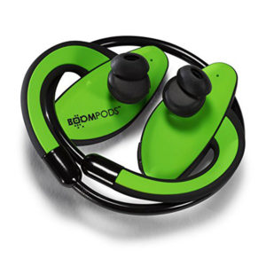 Boompods Sportpods Go Wireless Sport Earphones (Green)