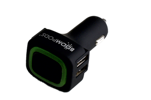 Boompods QUADPOWER Charger