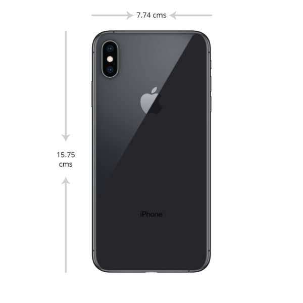 APPLE IPHONE XS MAX [ SPACE GREY ]