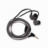 Boompods Sportpod Race Wired in-Ear Earphones with in-line Remote and Mic