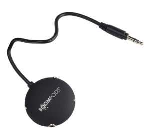 Boompods Multipod Audio Splitter -Black