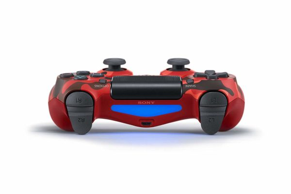 SONY Dualshock 4 [RED CAMMO]