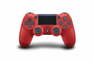 SONY Dualshock 4 | Wireless Controller Bluetooth Game pad for PS4 [RED]