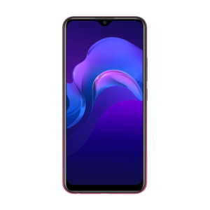 Vivo Y12 ( 3 GB RAM ) (64 GB Storage, Burgundy Red,)