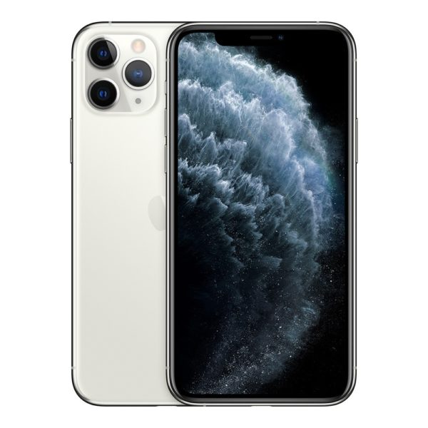 APPLE IPHONE 11 PRO MAX [ SILVER ]