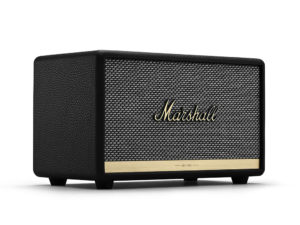 Marshall Stanmore II Wireless Wi-Fi Smart Speaker with Amazon Alexa Voice Control Built-in