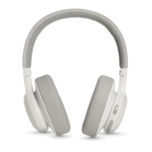 JBL E55BT Wireless Headphone- White