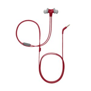 JBL Endurance Run Wired Headset with mic – Red