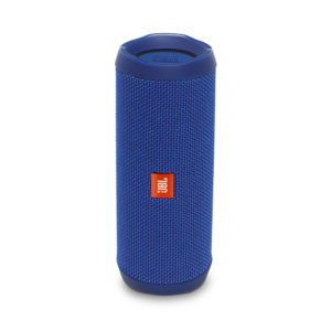 JBL FLIP 5 Portable Wireless Speaker with mic (Blue)