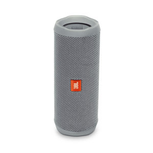 JBL FLIP 5 Portable Wireless Speaker with mic (Grey)