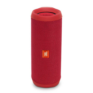 JBL FLIP 5 Portable Wireless Speaker with mic (Red)