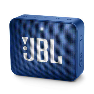 JBL GO 2 Portable Waterproof Bluetooth Speaker ( Blue )