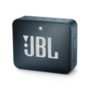 JBL GO 2 Portable Waterproof Bluetooth Speaker (Navy)