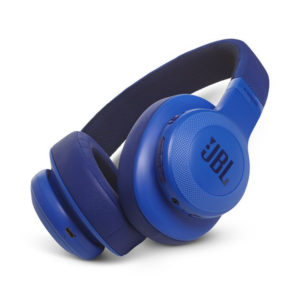 JBL E55BT Wireless Headphone- Blue