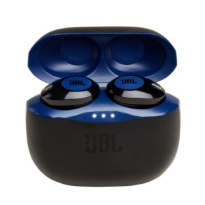 JBL TUNE 120TWS Wireless In ear Headphones  (Blue)