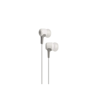 JBL E15 Wired Headset with mic (White)