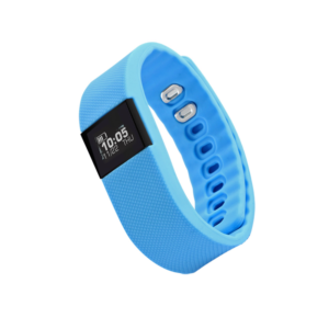 Zebronics ZEB-FIT100 Smart Fitness Band (Blue)
