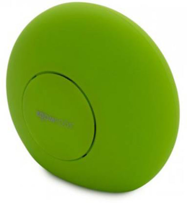 BoomPods BPS100BL Double Blaster Portable 2x2W Bluetooth Speaker (Green)