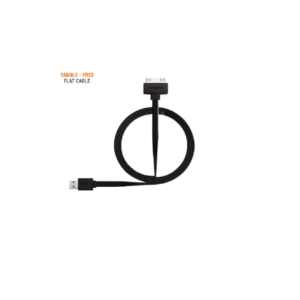Amkette Charge/Sync 30 Pin (Black)