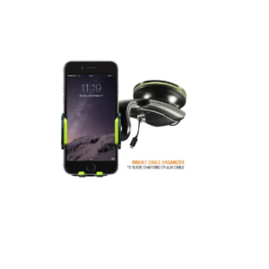 Amkette Ergo Car Mount M70 (Green)