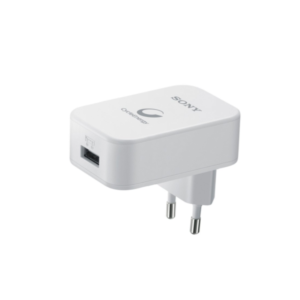 Sony CP-AD2 USB ADAPTER 2.1 AMPS WITH 1.5 METER CABLE (WHITE)