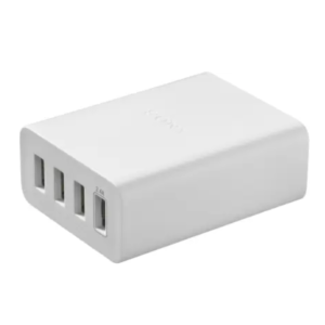 SONY CP-AD2M4 USB ADAPTER 4 PORTS WITH 6.0 AMPS (WHITE)